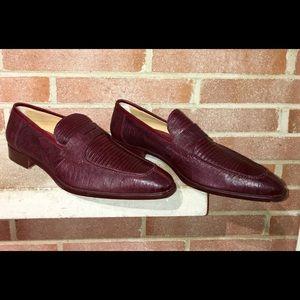 f608a52ce60 Romano Martegani Shoes - Romano Martegani Men s loafers size 15 Lizard shoe